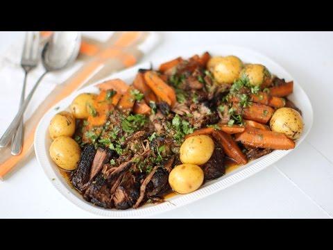 Spicy Pot Roast