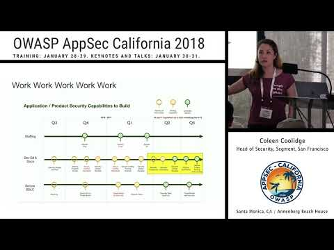 APPSEC Cali 2018 - Decrease Your Stress and Increase Your Reach with Appsec Champions