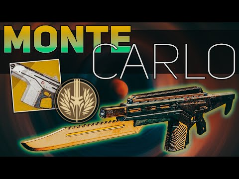 Monte Carlo Exotic Review (If looks could Kill) | Destiny 2 Shadowkeep