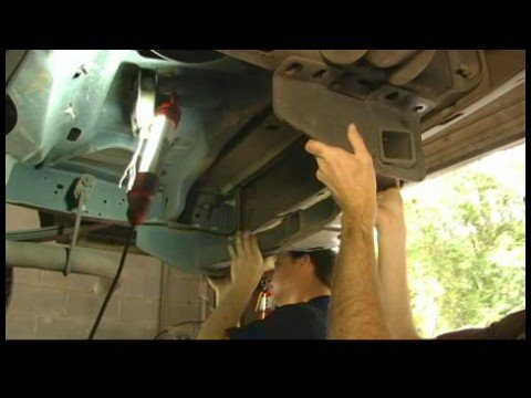 How to Install a Trailer Hitch  Installing a Trailer Hitch