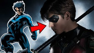 Titans TV Show Teaser Breakdown And Justice League Darkseid Deleted Cameo Explained