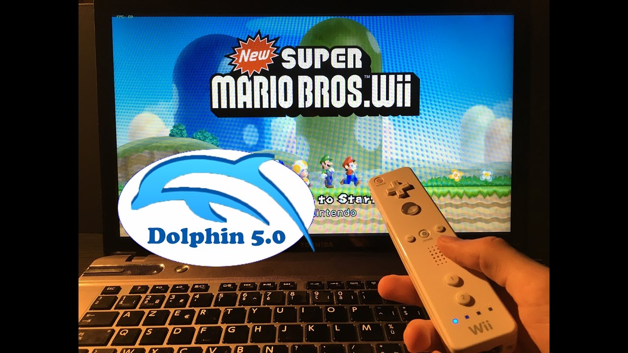 How to Easily Connect Wiimote to Dolphin 5 0 (Dolphin Wii/GC Emulator)