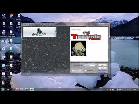 Technic Launcher Exe Minecraft - Muat Turun 6