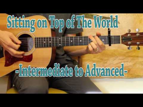 Sitting on Top of The World - Bluegrass Guitar Lesson mp3