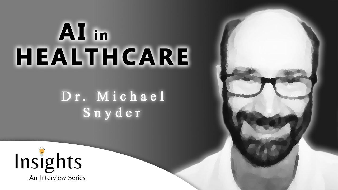 STEMPod Leaders #11 - Dr. Michael Snyder