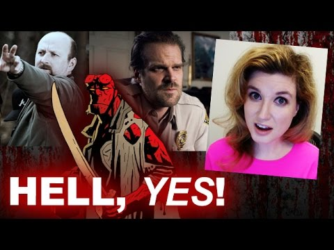 Hellboy Reboot David Harbour & Neil Marshall - Beyond The Trailer