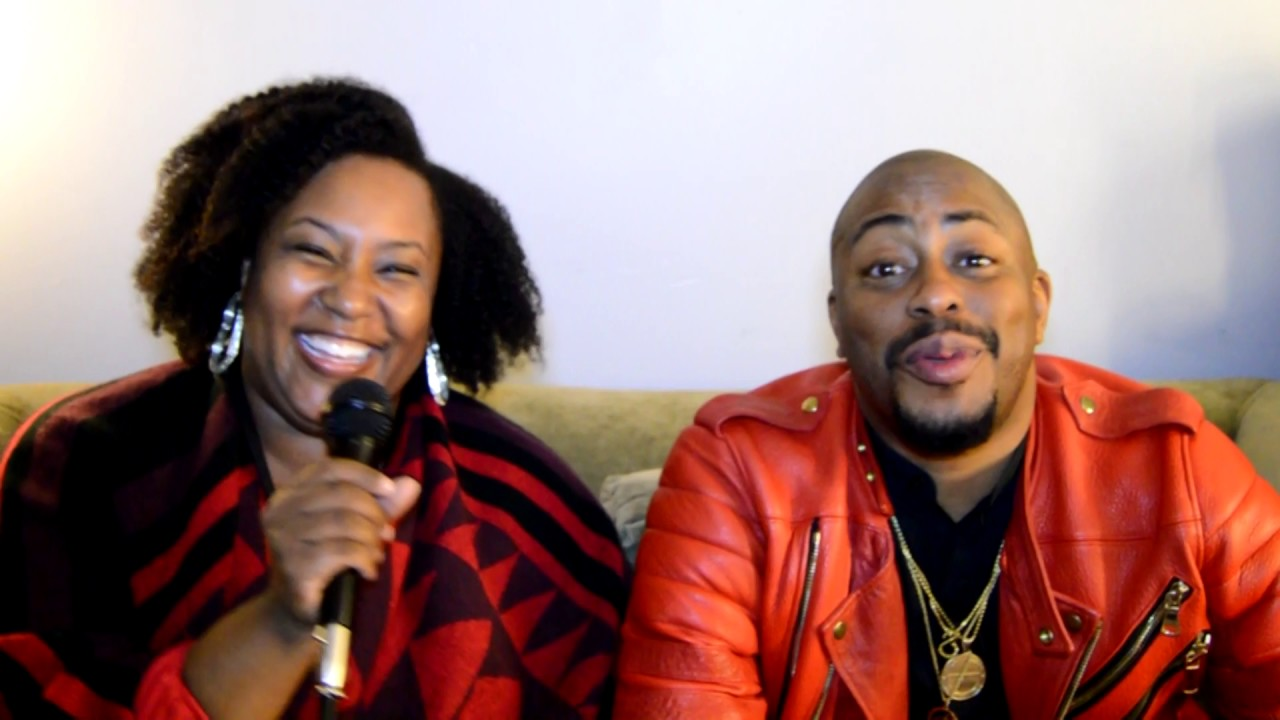 Interview with soulful neo-soul singer, activist, and actor Raheem DeVaughn.