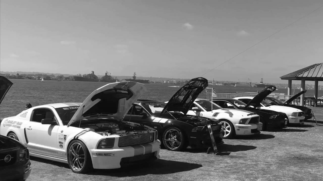 Mustangs by the Bay San Diego 2016 - Sponsored by KEARNY PEARSON FORD & Mustangs by the Bay San Diego 2016 - Sponsored by KEARNY PEARSON ... markmcfarlin.com