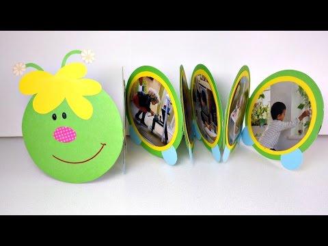mini-Álbum-infantil-|-cuncuna---gusanito---oruga-|-scrapbooking-|-mundo@party