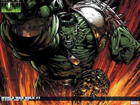 AMC Mail Bag - World War Hulk Movie, How Long Should A Movie Be?