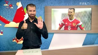 FIFA WC 2018 - RUS vs. KSA – for Deaf and Hard of Hearing - International Sign