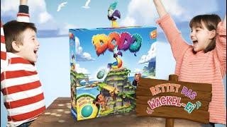 KOSMOS Dodo - Rettet das Wackel-Ei!