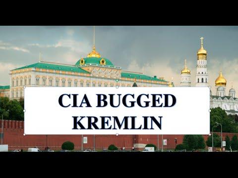 CIA Kremlin tunnel КГБ ЦРУ