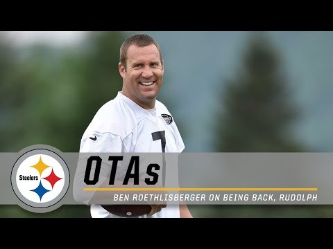 Sports Wrap with Ron Potesta - Big Ben Wants To Help