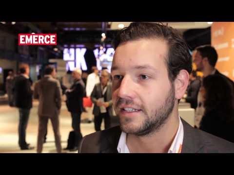 Interview Rino Stevens op Emerce eDay 2014 (@rinostevens)
