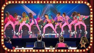 Este GRUPO de BAILE de NIÑAS es CAPAZ de BRILLAR ante el jurado | Inéditos | Got Talent España 2019