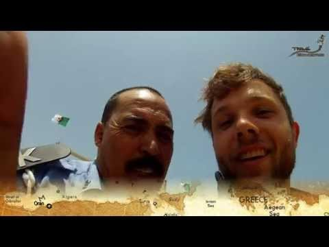 Coast to coast 2015 - The TravelBikers in Algeria & Tunisia