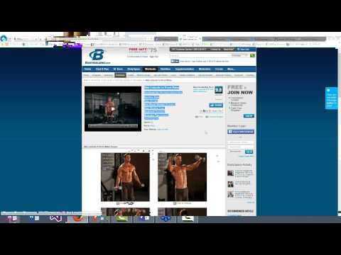 Using Power BI For Managing Personal Fitness