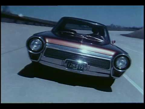 Chrysler Turbine Designed and Tested