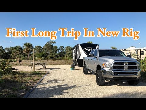 Staying At Jonathan Dickinson State Park Campground & Long Pine Key Campground, Exploring Jupiter