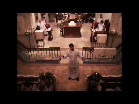 4 -15- 17 Easter Eve With Father Christian