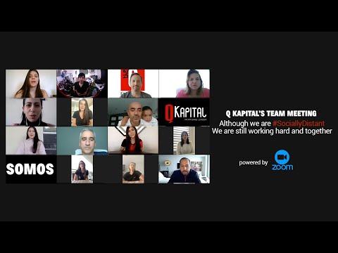 Q Kapital Team Meeting