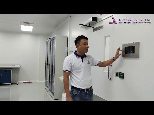 Biosafety Level 2 plus (BSL 2+) Laboratory Project at University of Medicine (1) Yangon