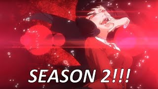 Kakegurui Season 2 OFFICIALLY CONFIRMED!