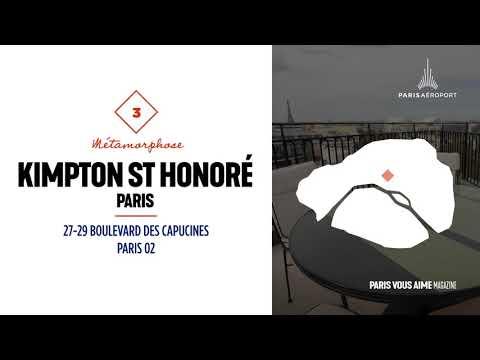 Hôtel 5* Kimpton St Honoré, Paris IIe arrondissement