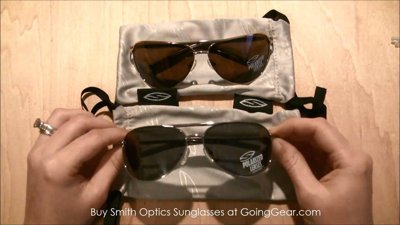 Smith Optics Serpico Sunglasses - YouTube 5fa81b19e