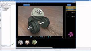 КОМПАС-3D и Artisan Rendering