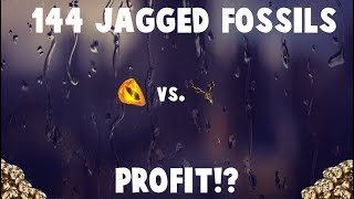 Download Video 144 JAGGED FOSSILS vs. SHAPER AMMYS! 🔥 (Path of Exile Betrayal Fossil Crafting) MP3 3GP MP4