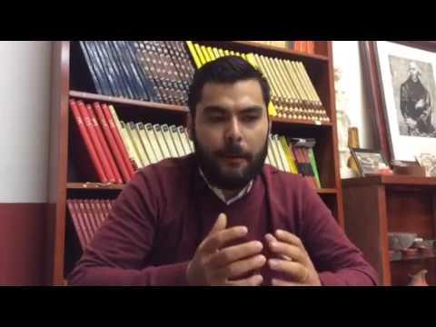Vale Saber\\   Guillermo González MANCERA, historiador, sobre Joaquin Arias, ni de aquí ni de allá