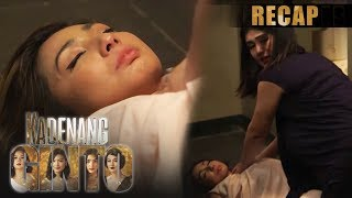 Jessa dies after giving birth | Kadenang Ginto Recap (With Eng Subs)