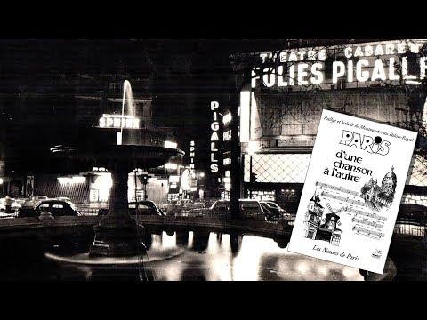 Paris, d'une chanson à l'autre, de Montmartre au Palais-Royal en musique