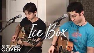 Omarion / Timbaland - Ice Box (Boyce Avenue acoustic cover) on Apple & Spotify