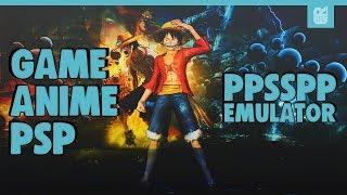 5 Game PSP Anime Terbaik | PPSSPP Emulator