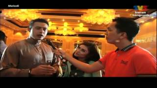 Zul Ariffin aksi intim dgn Ayda Jebat (Melodi TV3)