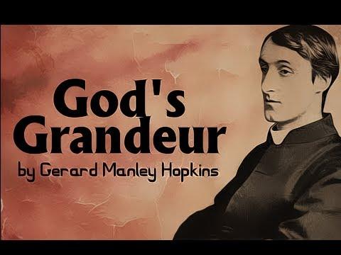Analysis of hopkins poem gods grandeur