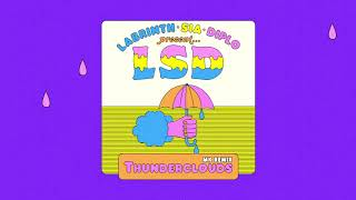 LSD - Thunderclouds (MK Remix) (Official Audio) Video