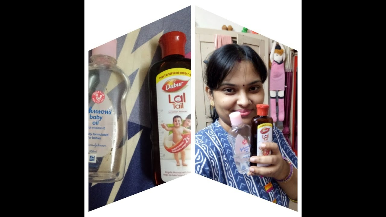 Which oil is best for toddler massage /Dabur Lal tail /Johnsons baby