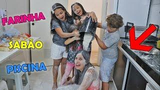 ENLOUQUECENDO A BABÁ! - JULIANA BALTAR (ft.Maria Clara e JP)