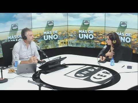 Carlos Alsina entrevista a Isabel Diaz Ayuso