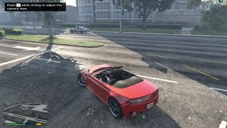 Grand Theft Auto V PC Test Gameplay Intel HD Graphics 4000