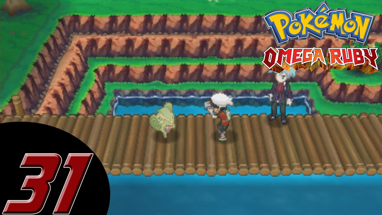 how to get to route 127 omega ruby
