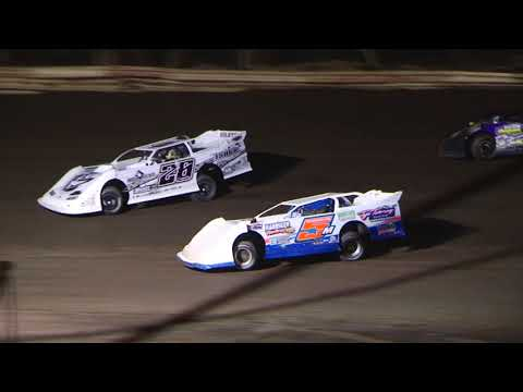 Amish Hilltop Speedway Late Model Feature 4-5-2019