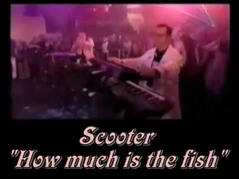 Scooter - How Much Is The Fish (karaoke)