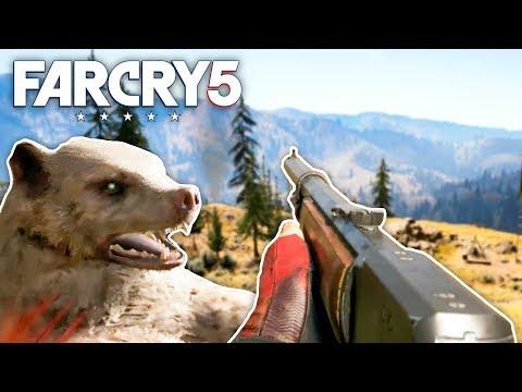Far Cry 5 - THE PERFECT HUNTING RIFLE (Far Cry 5 Free Roam) #6