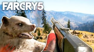 Far Cry 5 - THE PERFECT HUNTING RIFLE (Far Cry 5 Free Roam) #6