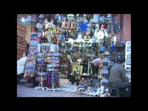 Marocko med husbil Del 1